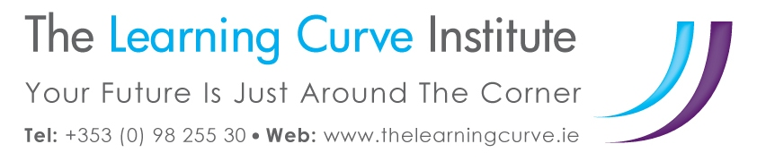 courses - Castlebar The Learning Curve Institute